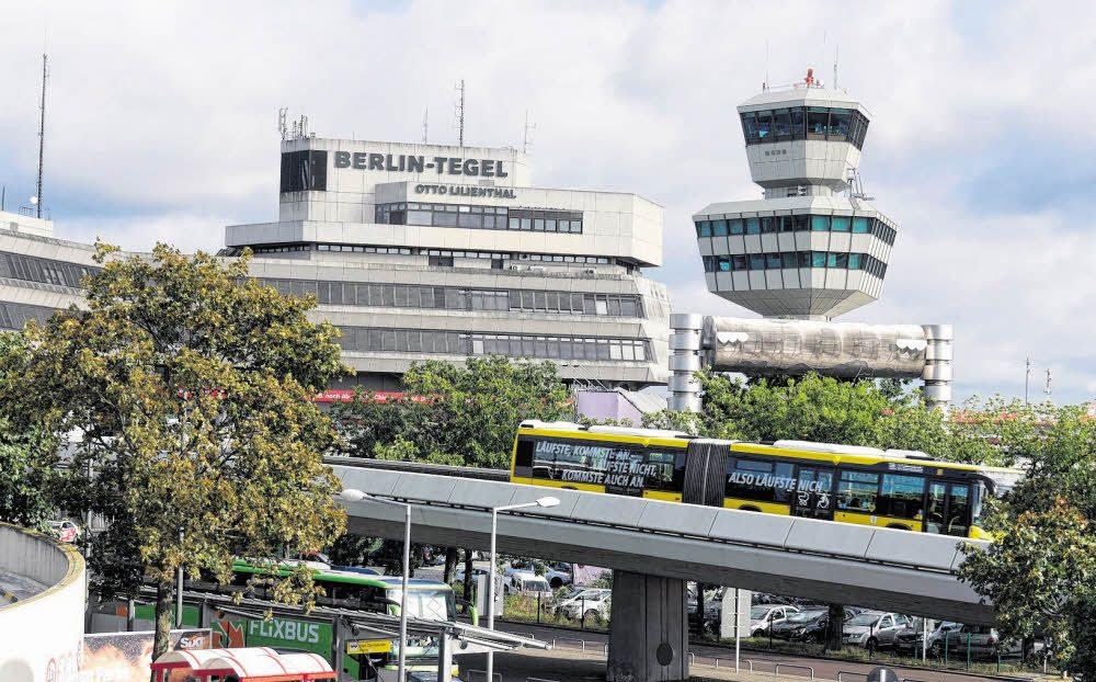 Berliner entscheiden sich für Fluglärm im Norden