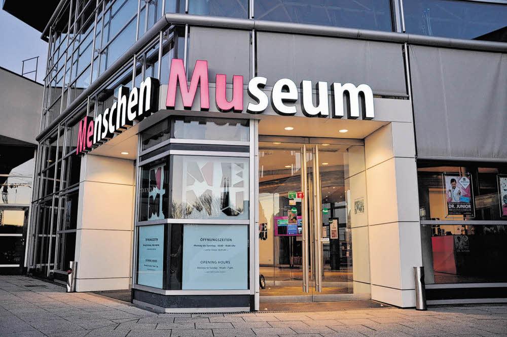 Streit um Menschen Museum geht weiter