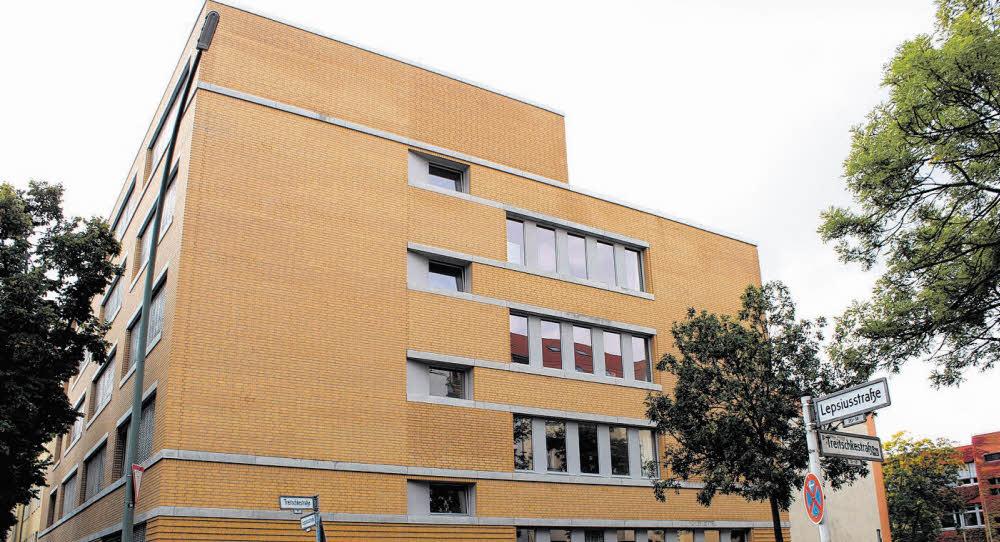 Kopernikus-Oberschule ist jetzt größer und moderner