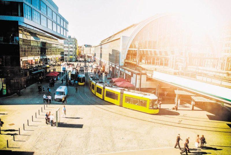 Der Alexanderplatz soll sicher werden