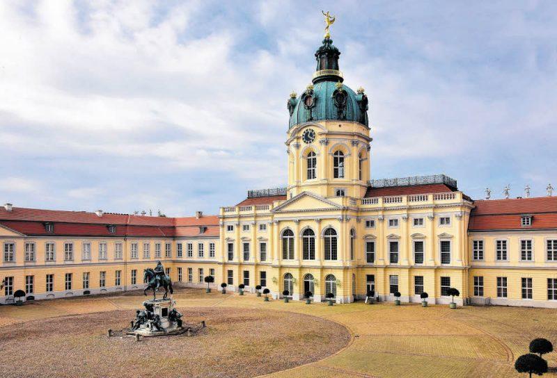 Altes Schloss erstrahlt in neuem Glanz