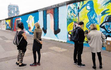 Streit um Zukunft der East Side Gallery
