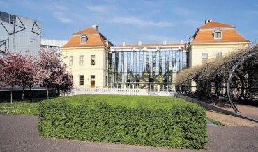 Jüdisches Museum baut um