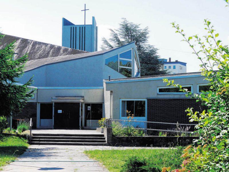Zuflucht-Kirche vor neuer Bestimmung