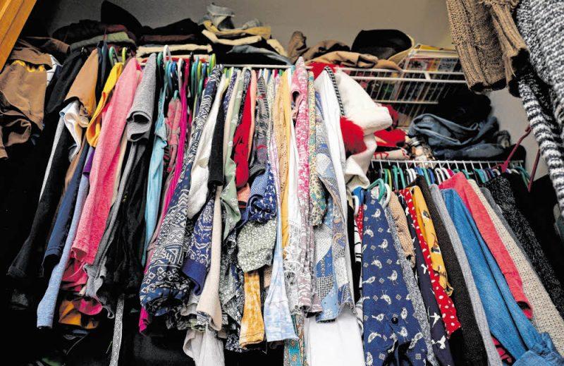 Ressourcen aus dem Kleiderschrank
