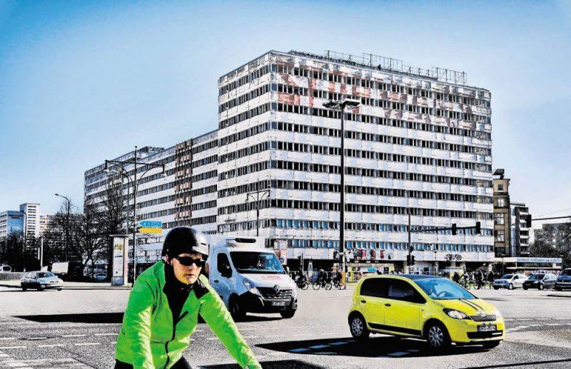 "Berlin kauft das ""Geisterhaus"" am Alex"