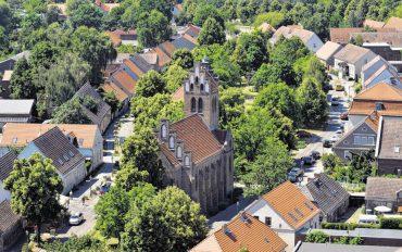 Kirchengeschichte des Bezirks im Überblick