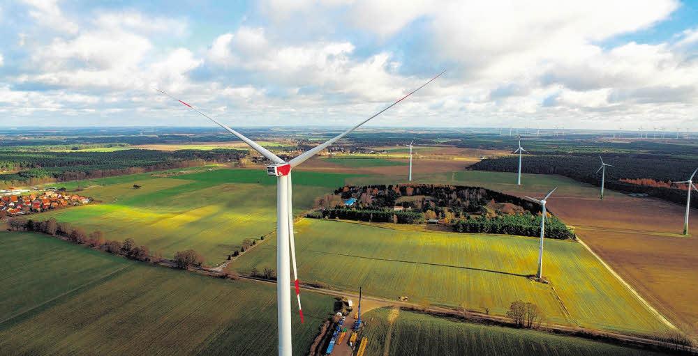 230 energetische Millionen bis 2023 investieren