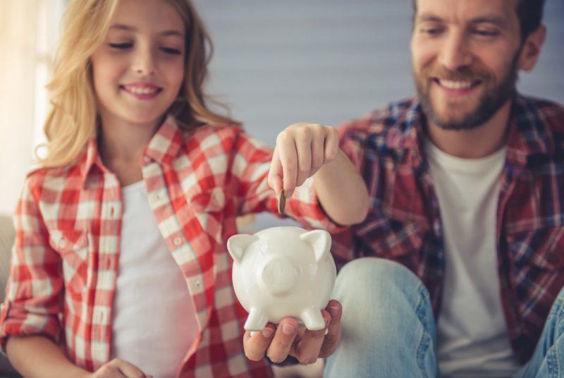 5 Spartipps für Familien