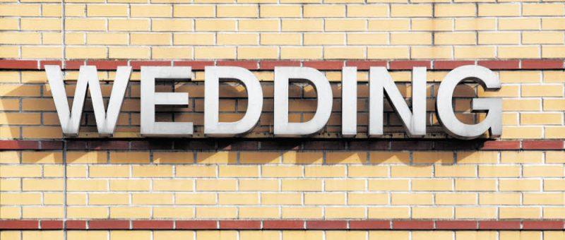 Buchreihe über den Wedding