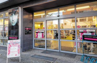 Berlins größter Markt für schönes Haar