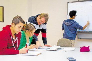 Lernen schafft Chancen für die Zukunft