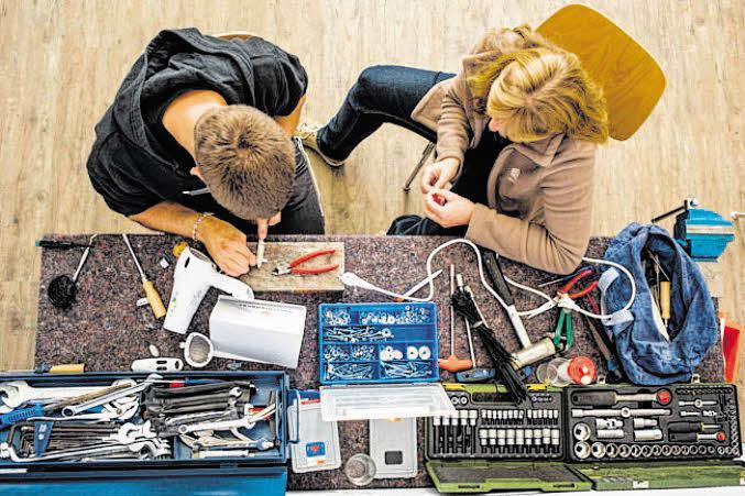 Repair Cafe Berlin Spandau