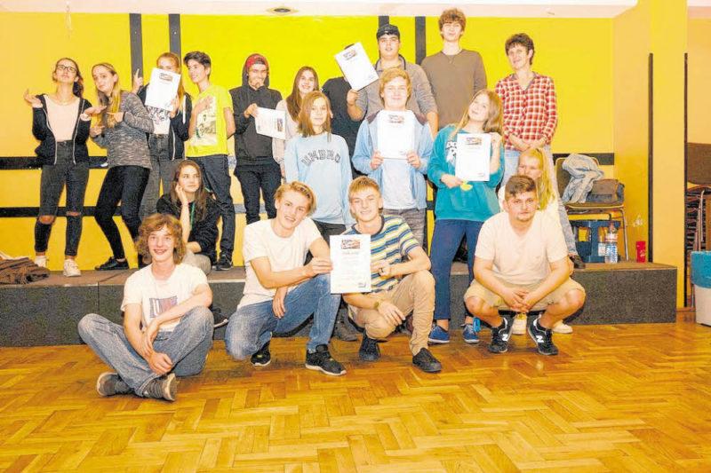 Geld für Jugendprojekte ist verteilt