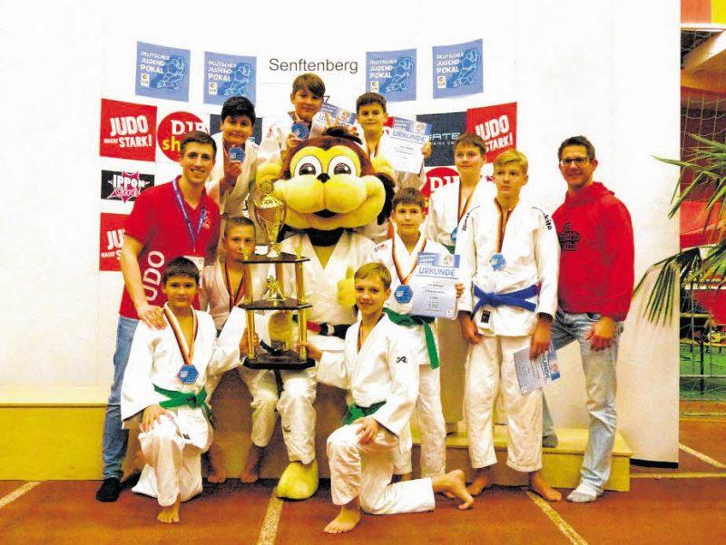 SC Bushido erkämpft Bronze