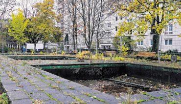Neue Brunnen für Karl-Marx-Allee