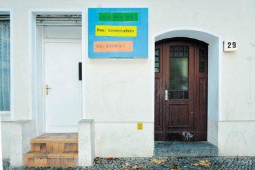 Obdachlosenheim bald obdachlos