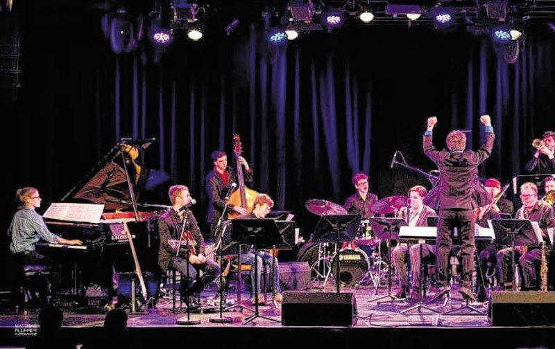 Profi- und Nachwuchs-Musiker feiern die Lust am Jazz