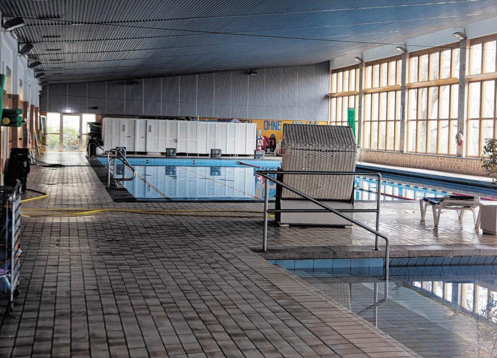 Engpass beim Schulschwimmen