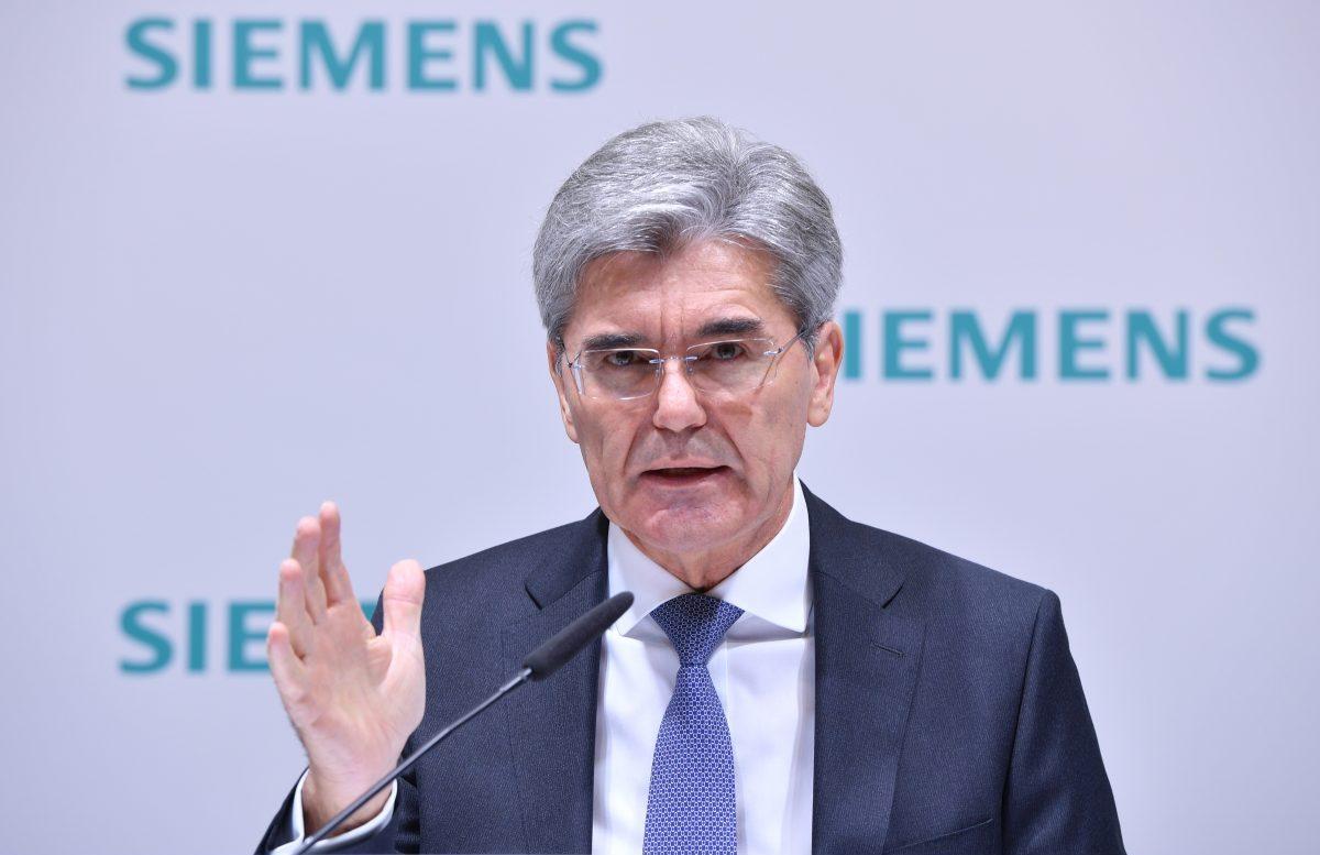 Radikale Stellenkürzung bei Siemens