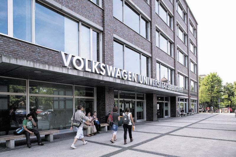 Bald keine VW-Bibliothek mehr?