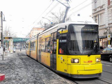 BVG legt noch 'ne Schippe drauf