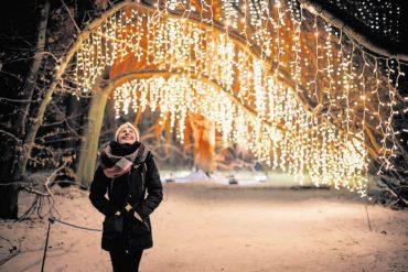 Winterzauber in Dahlem