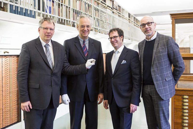 Wertvolle Münze kehrt nach Berlin zurück
