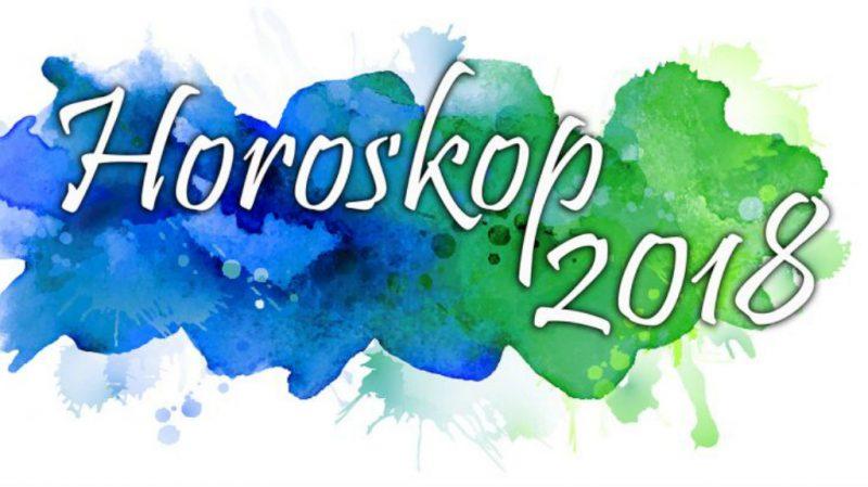 Das Horoskop für 2018