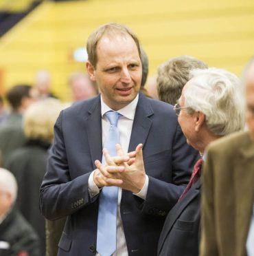 Krach in CDU um Wahlkampfkasse