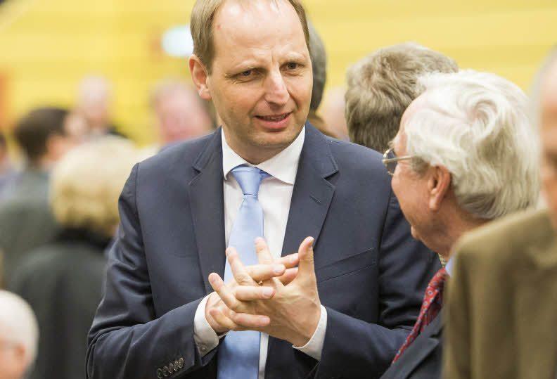 Heilmann unter Druck: CDU streitet über Wahlkampfkasse