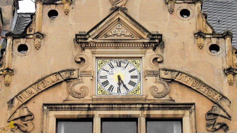 Friedrichshagens Rathausuhr soll wieder schlagen