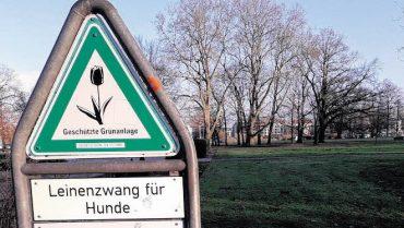 Treptower Park wird aufgehübscht