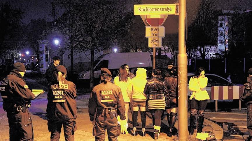 Bewohnerbefragung an Kurfürstenstraße