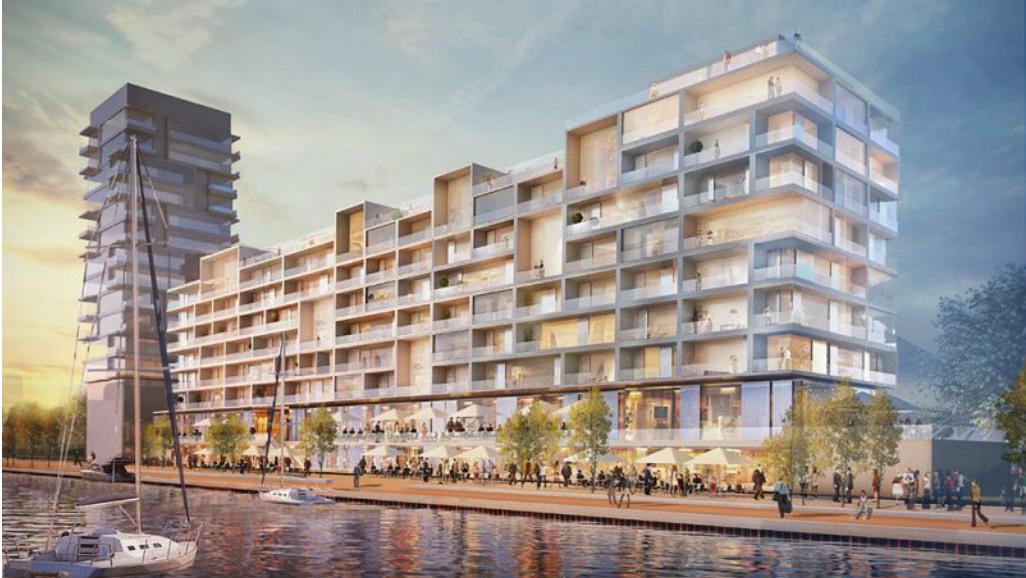 """Baubeginn für """"Pier 61/63"""" steht bevor"""