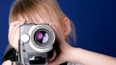 Treffen der Generationen – mit Videokamera