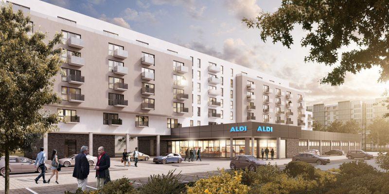 Aldi-Nord steigt ins Immobiliengeschäft ein