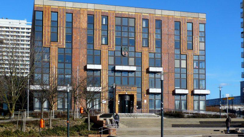 Rathaus Marzahn: Sanierung kann starten