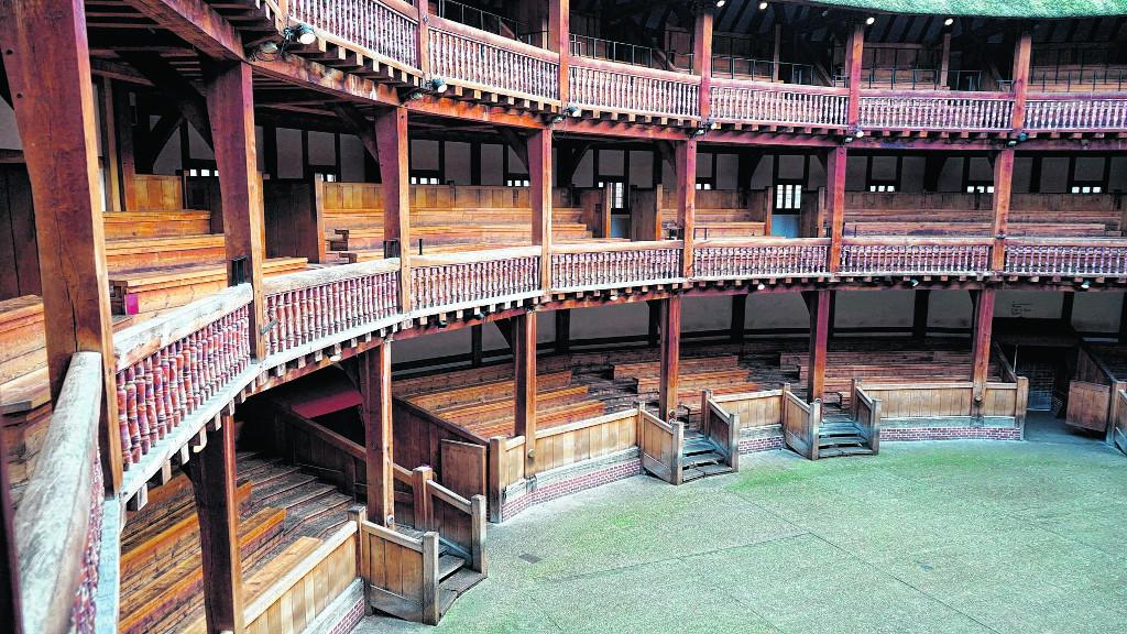 Globe Theatre kommt an die Spree