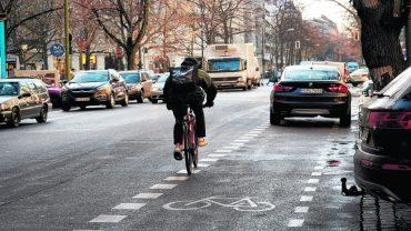 City West wird fahrradfreundlicher
