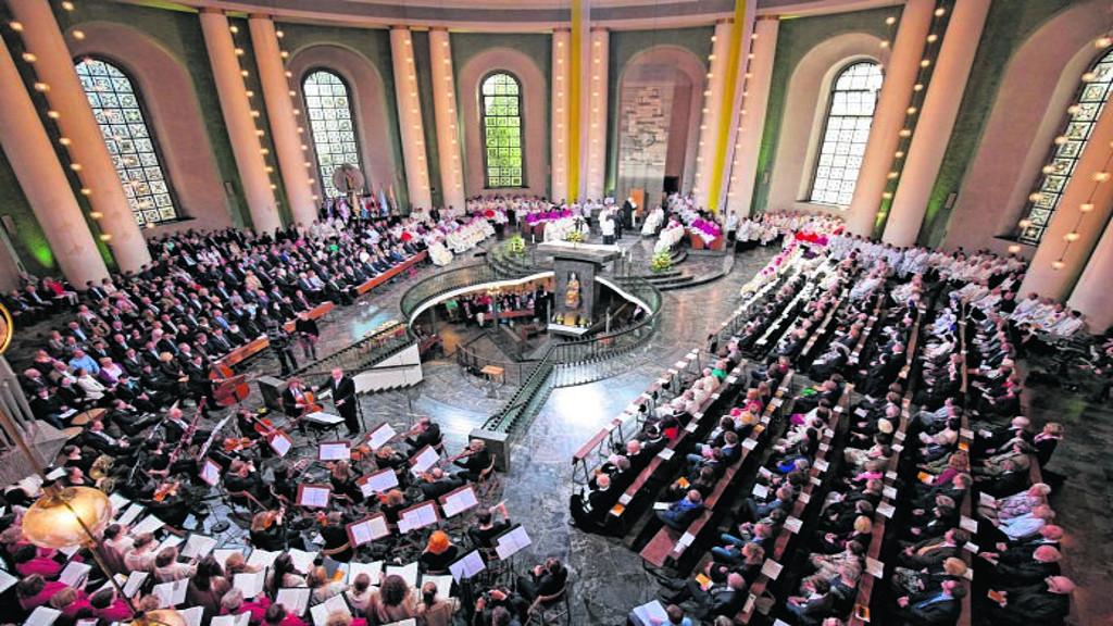 Hedwigs-Kathedrale vor Umbau