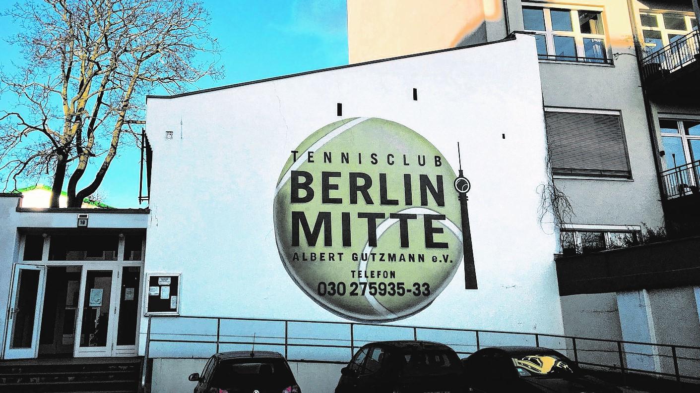 Tennisclub Mitte kämpft für Erhalt