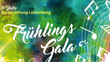 Bürgerstiftung Lichtenberg lädt zur Frühlings-Gala