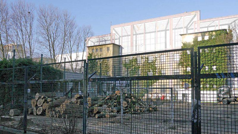 Platz schaffen für Campus Ohlauer Straße