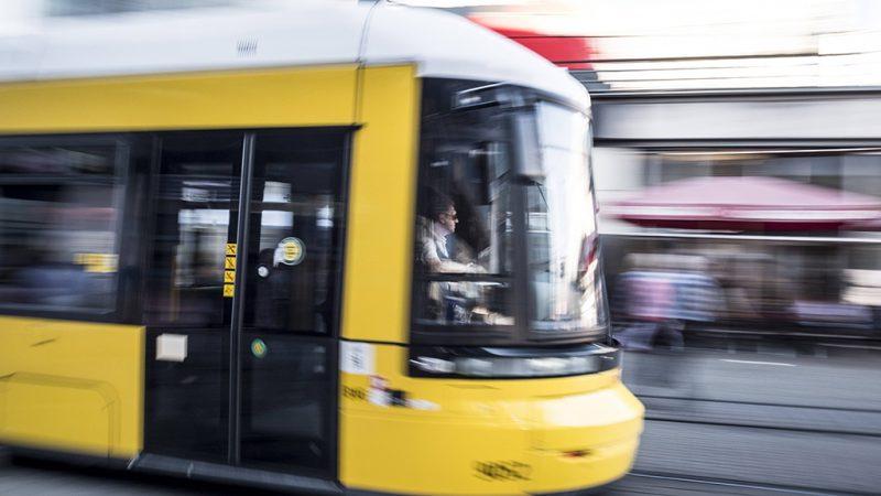 Mit der Tram von Zehlendorf nach Potsdam