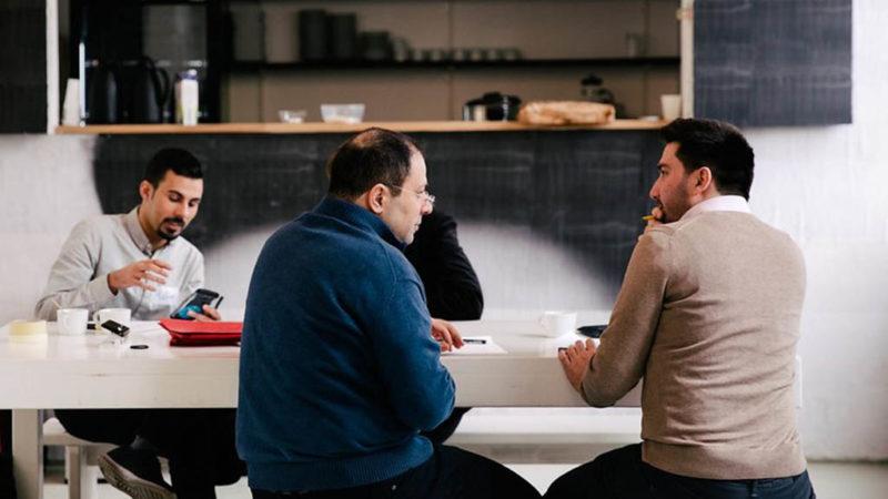 Hilfe für Geflüchtete beim Start in die Unternehmer-Welt