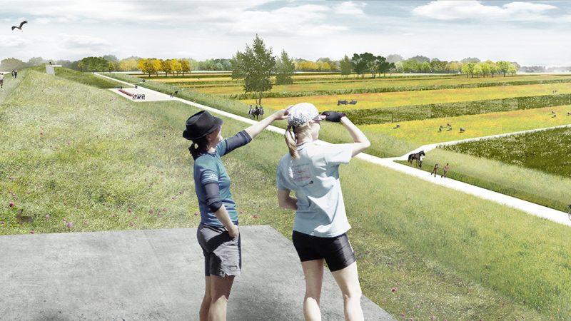 Nachbesserungen für Landschaftspark Gatow