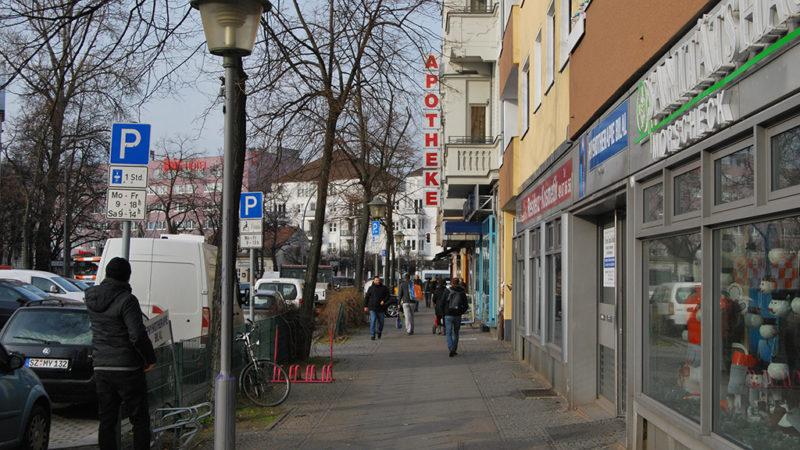 Die Residenzstraße soll gemütlicher werden