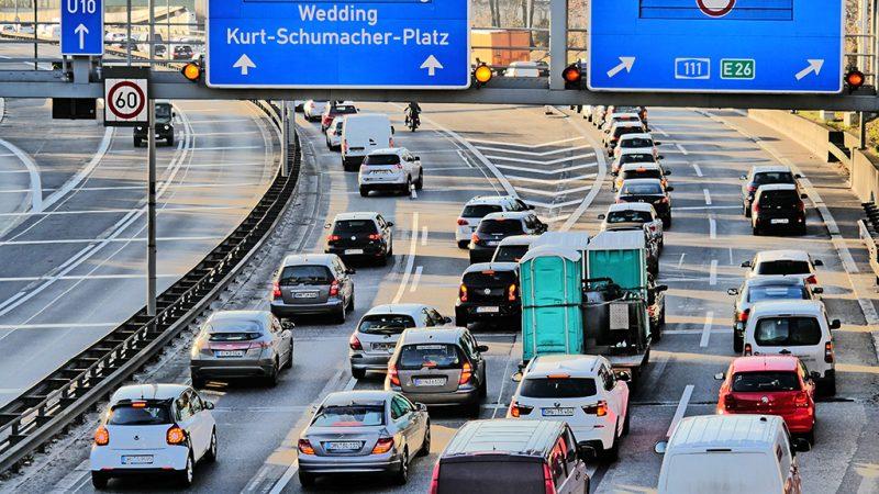 Reinickendorf: Und täglich droht der Verkehrsinfarkt