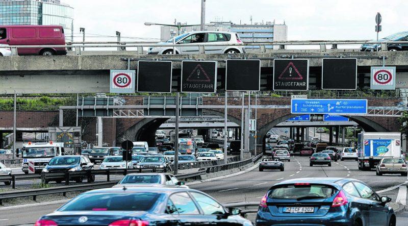 Verkehrsknoten entwirren